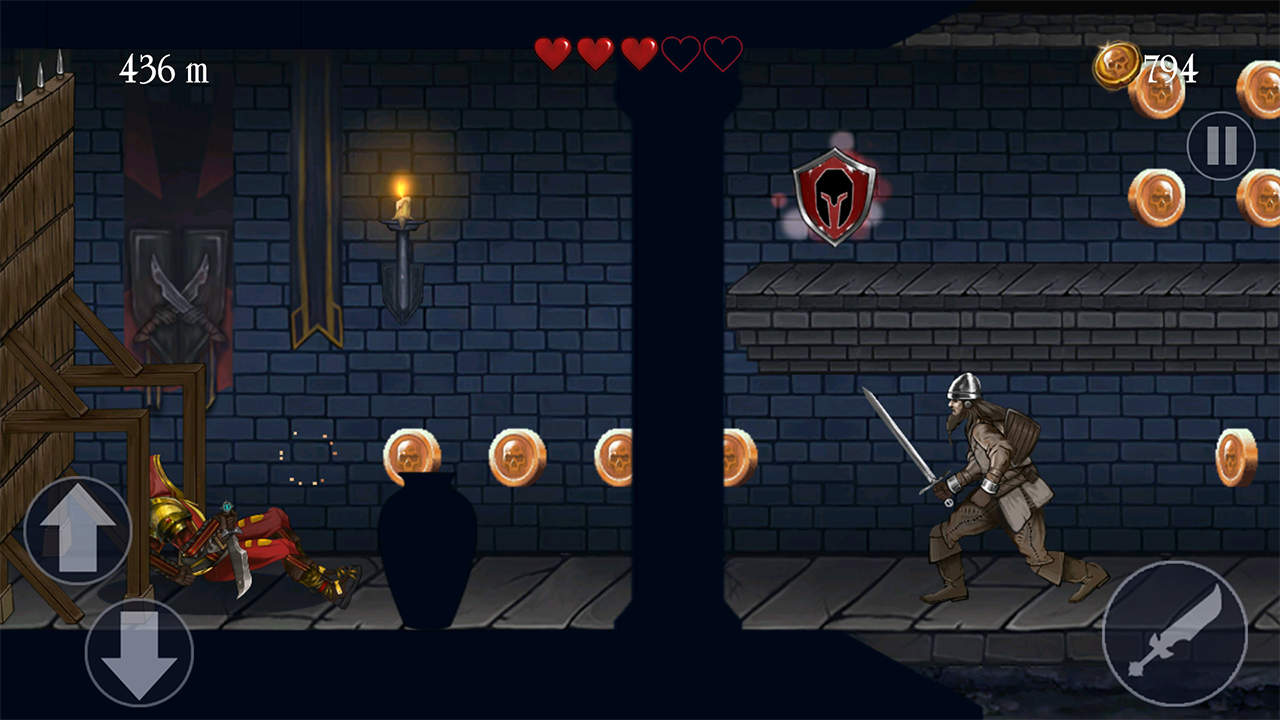 Dark Assassin - Inlogic Games - Inlogic Games - Blacknut Cloud Gaming