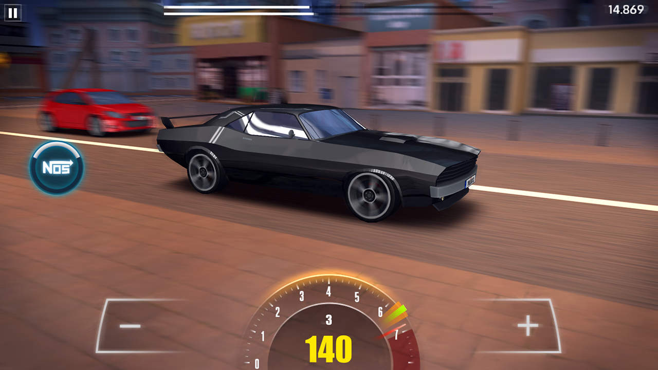 Drag Racing Rivals - Inlogic Games - Inlogic Games - Blacknut Cloud Gaming