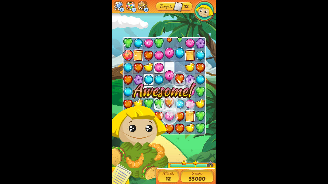 Jewel Balloons - Inlogic Games - Inlogic Games - Blacknut Cloud Gaming