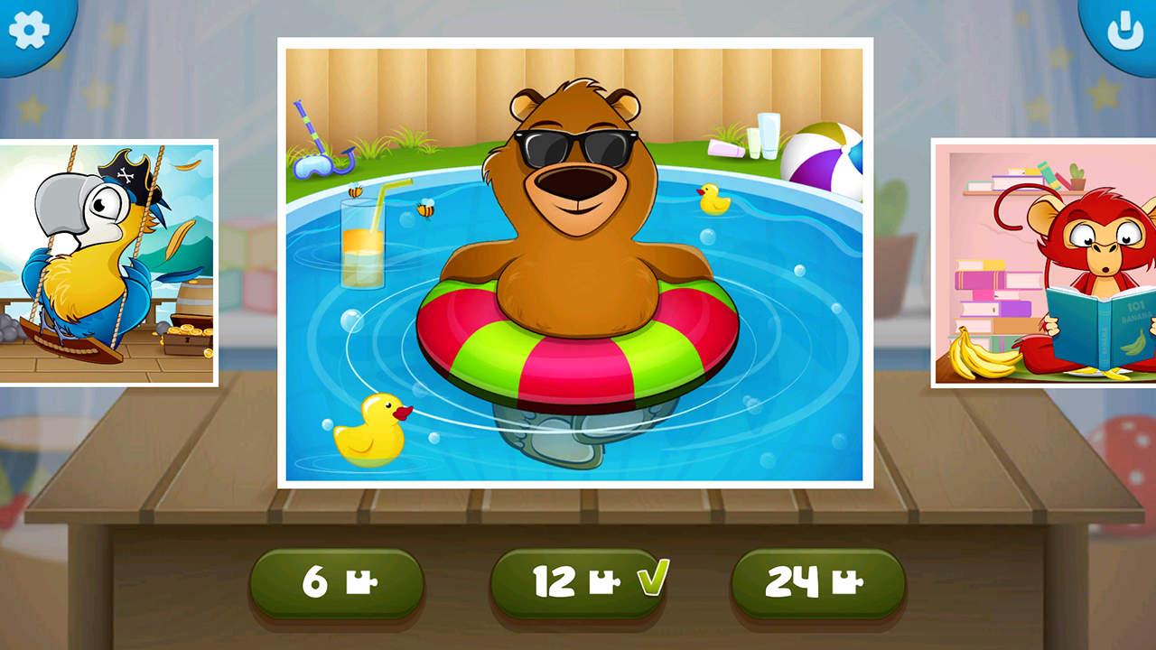 Kids: Zoo Puzzle - Inlogic Games - Inlogic Games - Blacknut Cloud Gaming