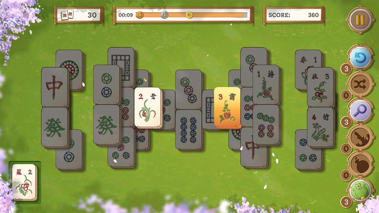 Mahjong Adventure - Inlogic Games - Inlogic Games - Blacknut Cloud Gaming