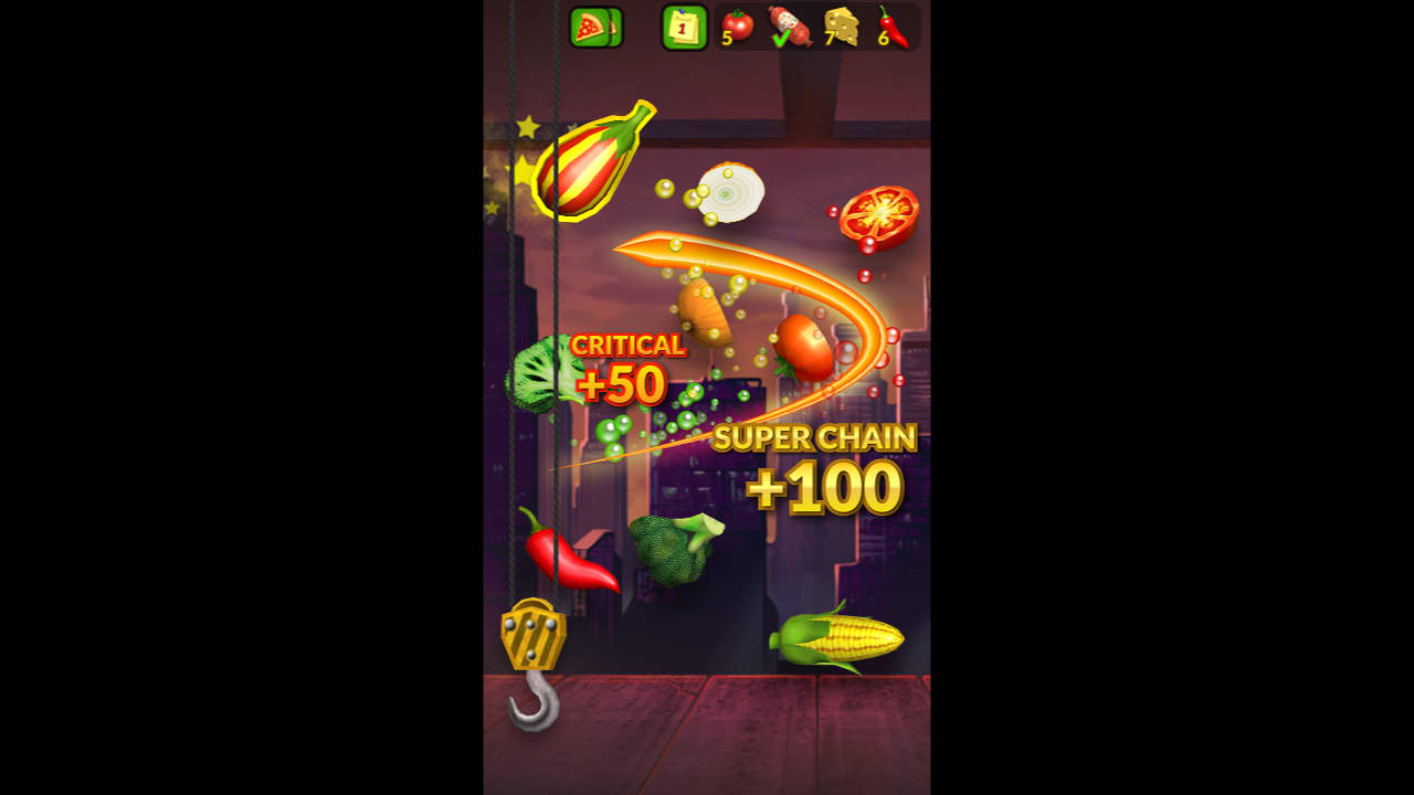 Pizza Ninja Story - Inlogic Games - Inlogic Games - Blacknut Cloud Gaming