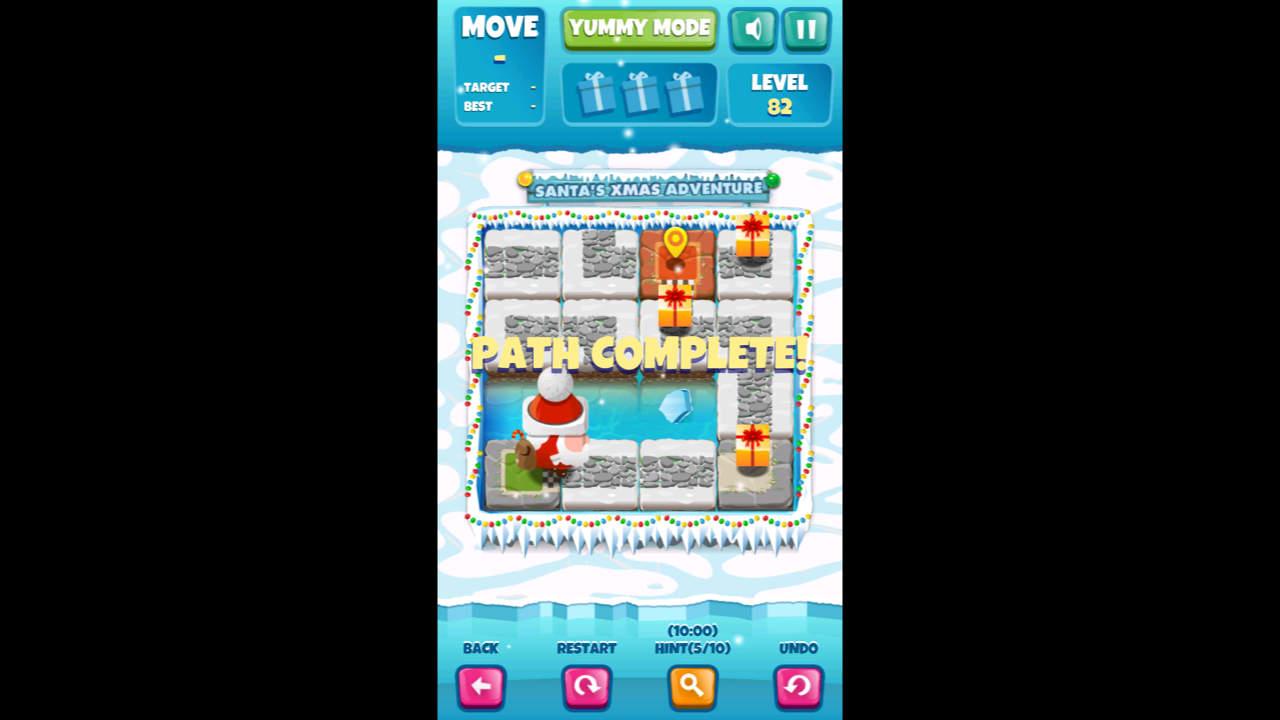 Santa's Xmas Adventure - Inlogic Games - Inlogic Games - Blacknut Cloud Gaming