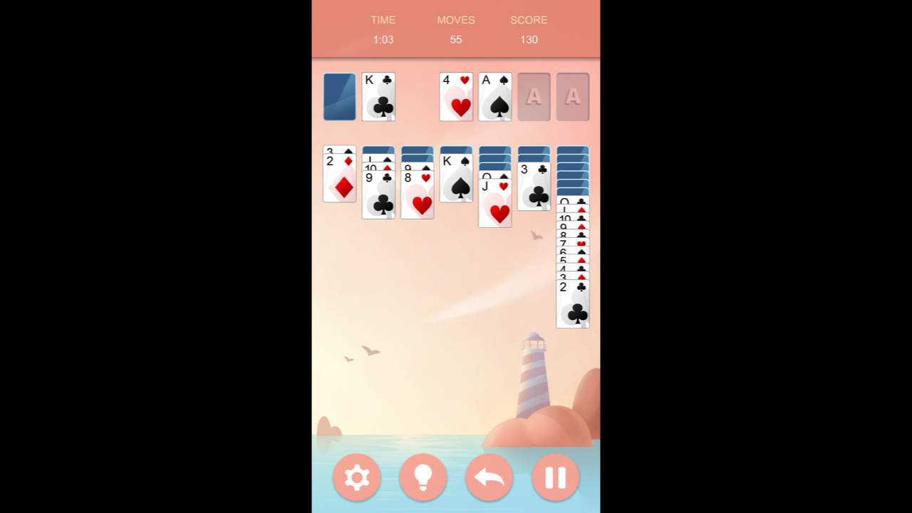 Solitaire Mania - Inlogic Games - Inlogic Games - Blacknut Cloud Gaming