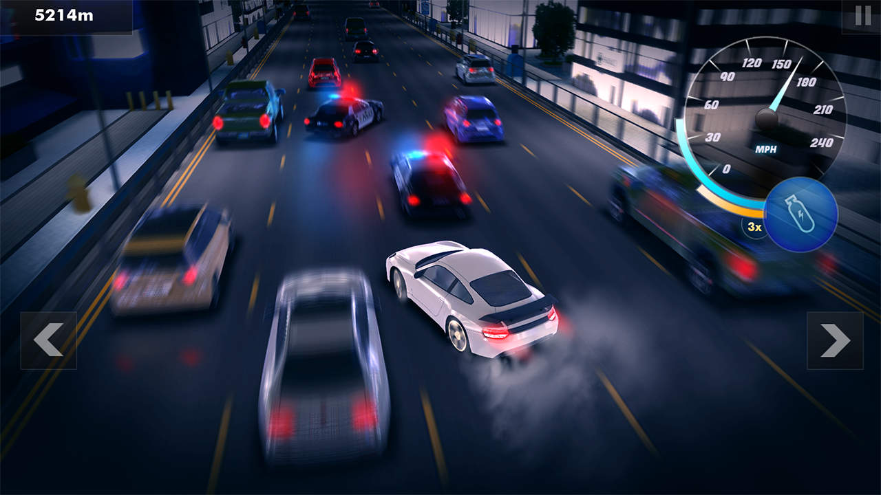 Street Racer Underground - Inlogic Games - Inlogic Games - Blacknut Cloud Gaming
