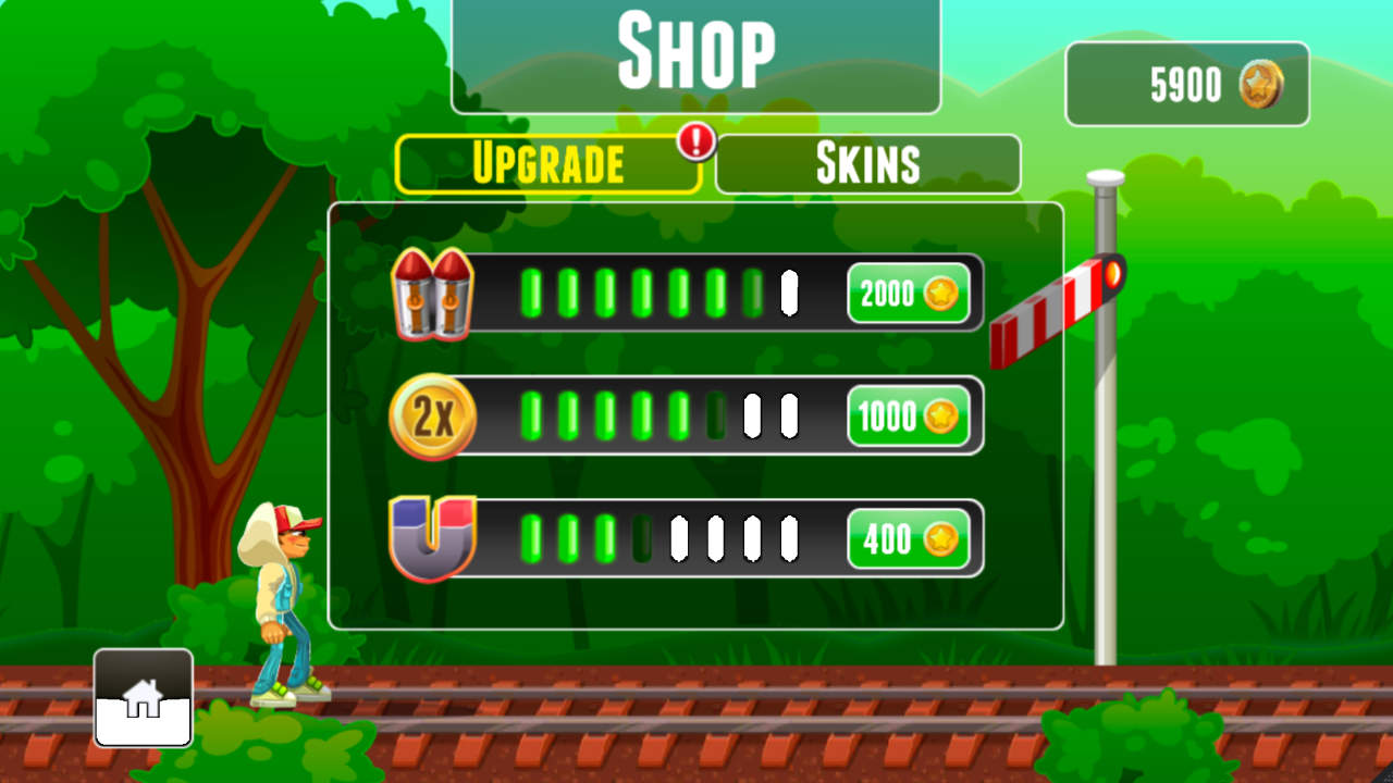 Subway Dash - Inlogic Games - Inlogic Games - Blacknut Cloud Gaming