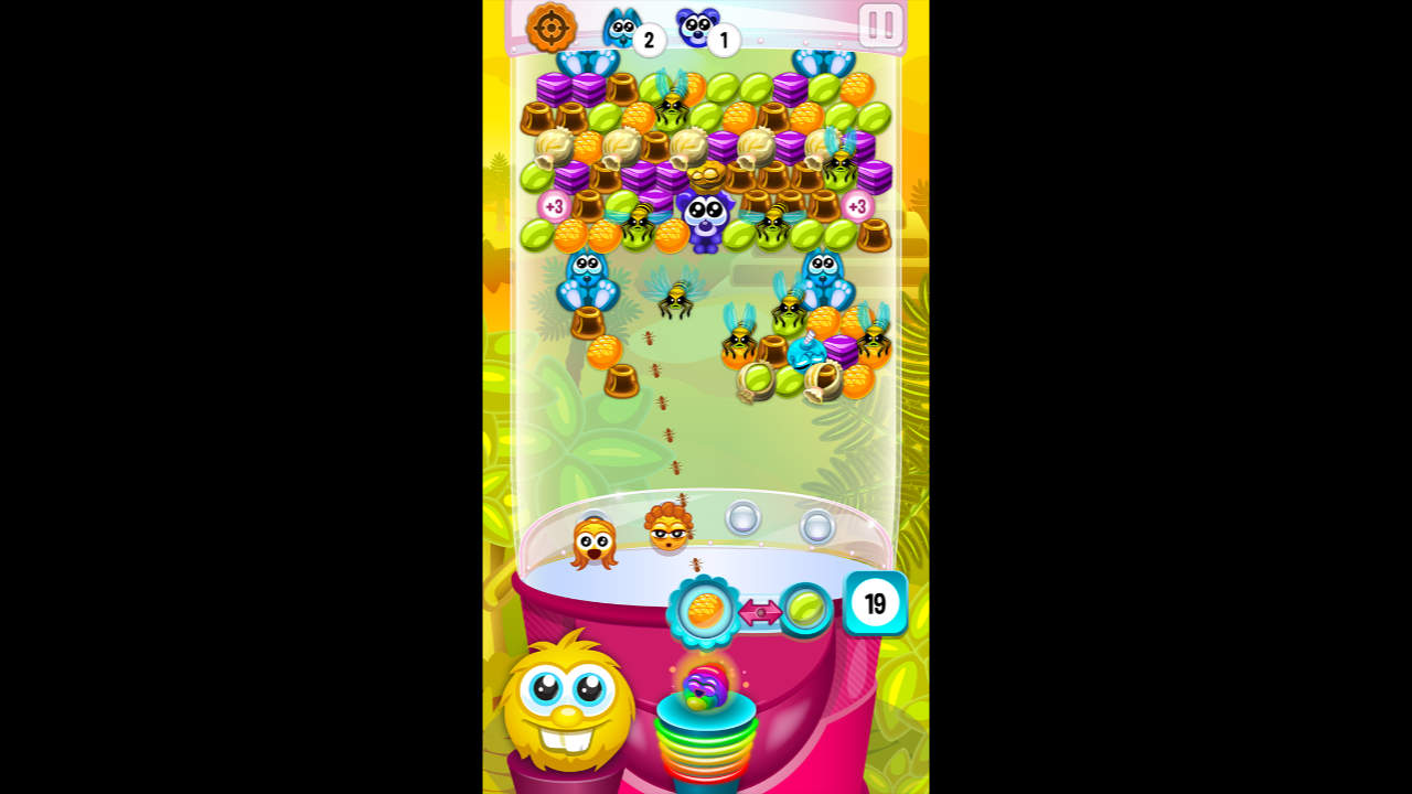 Sweet Bubble Story - Inlogic Games - Inlogic Games - Blacknut Cloud Gaming