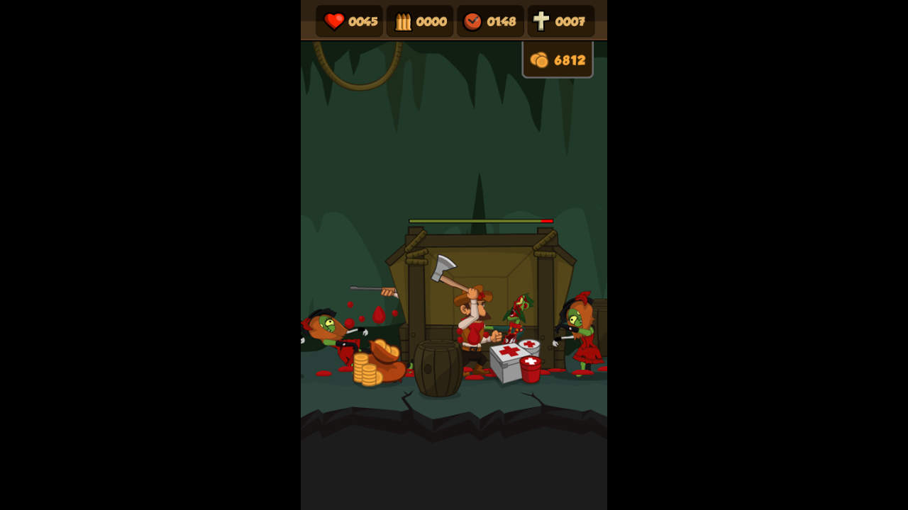 Zombie Chase 3 - Inlogic Games - Inlogic Games - Blacknut Cloud Gaming