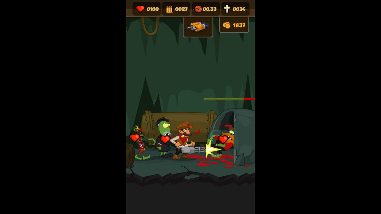 Zombie Chase 3 - Inlogic Games - Inlogic Games - Blacknut Cloud Gaming