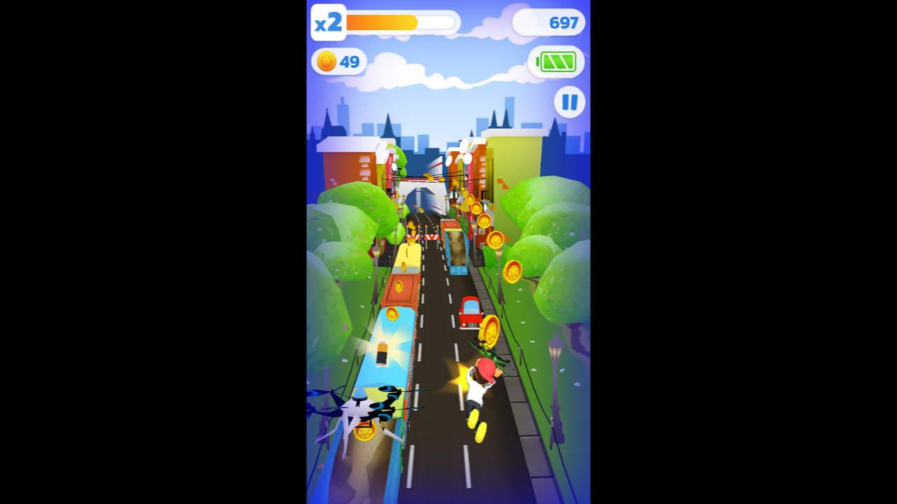 Subway Rush - Inlogic Games - Inlogic Games - Blacknut Cloud Gaming