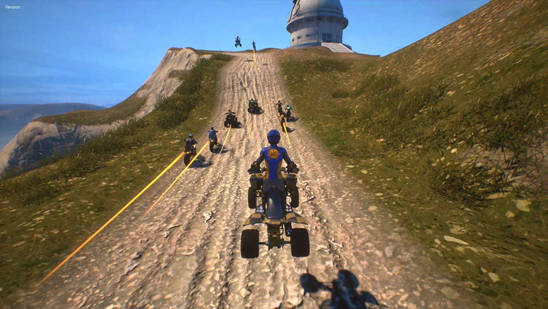 ATV Drift & tricks - Artefacts Studios - Microïds - Blacknut Cloud Gaming