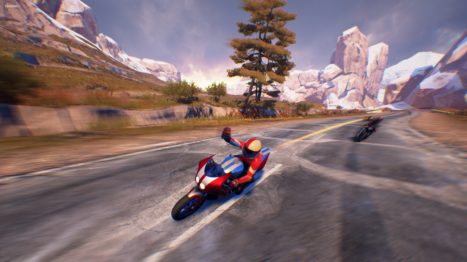 Moto Racer 4 - Artefacts Studios - Microïds - Blacknut Cloud Gaming