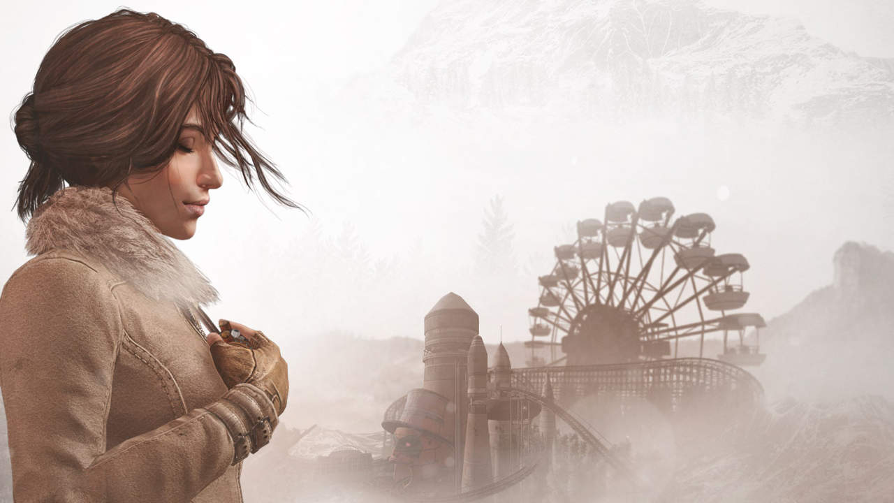 Syberia 3 - Microïds - Microïds - Blacknut Cloud Gaming