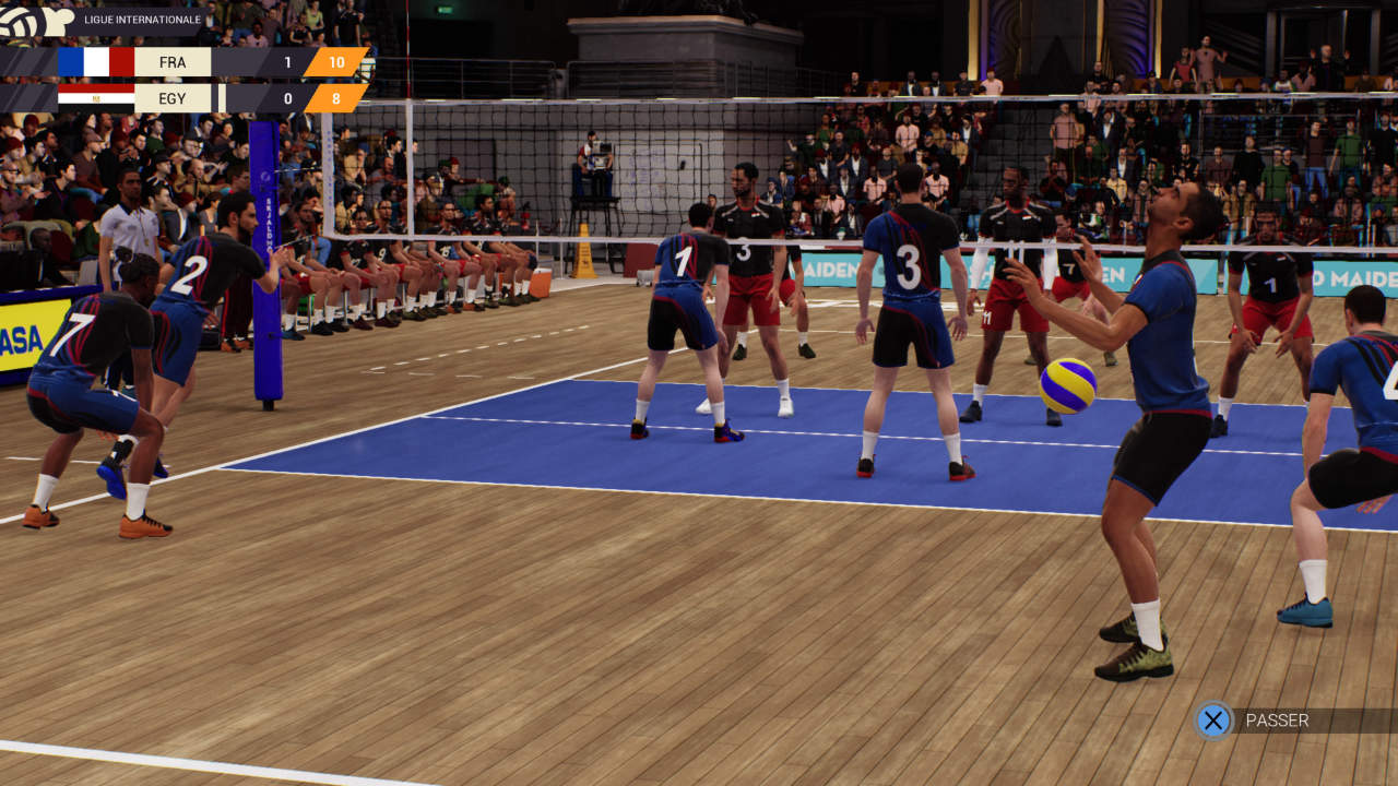 Spike Volleyball - Black Sheep Studio - Nacon - Blacknut Cloud Gaming
