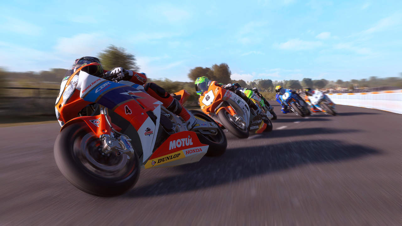 TT Isle of Man - KT Racing - Nacon - Blacknut Cloud Gaming