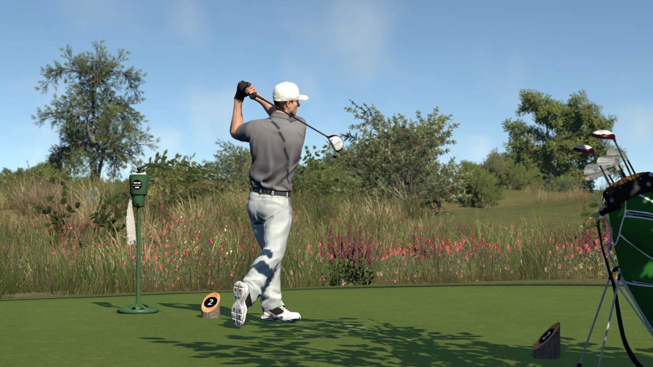 The Golf Club 2 - HB Studios - Maximum Games - Blacknut Cloud Gaming