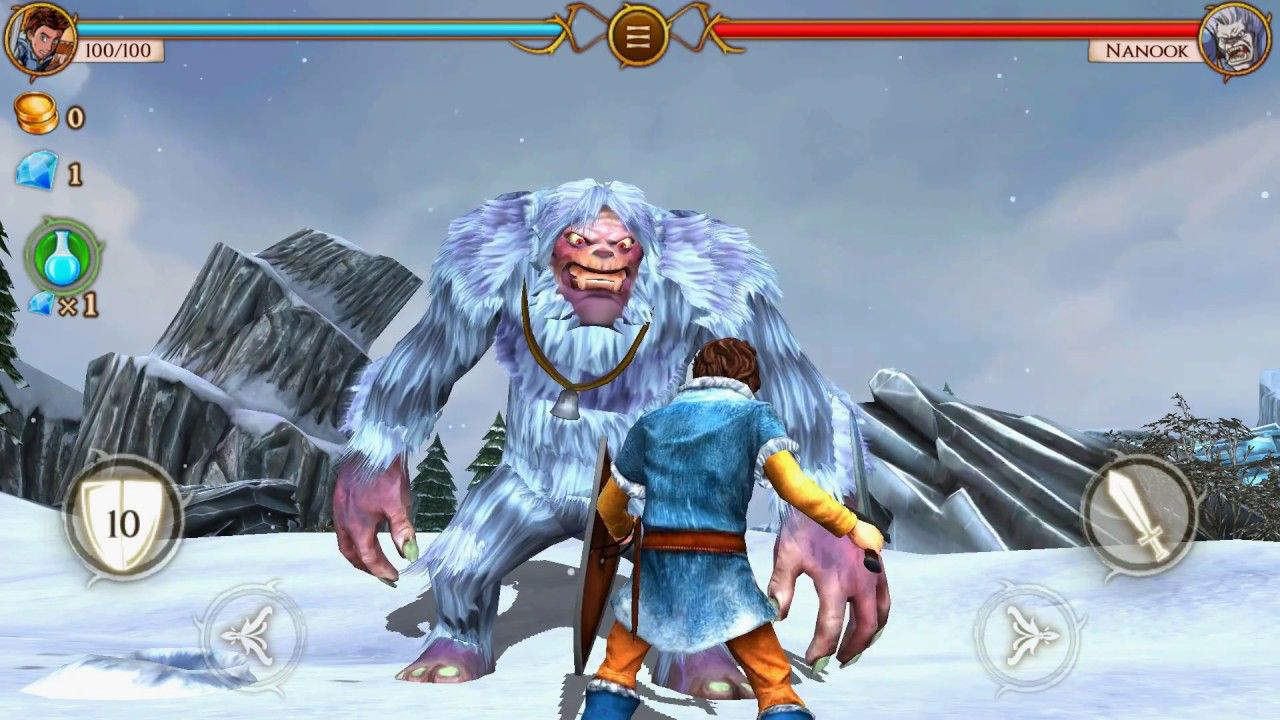Beast Quest - Torus Games - Maximum Games - Blacknut Cloud Gaming