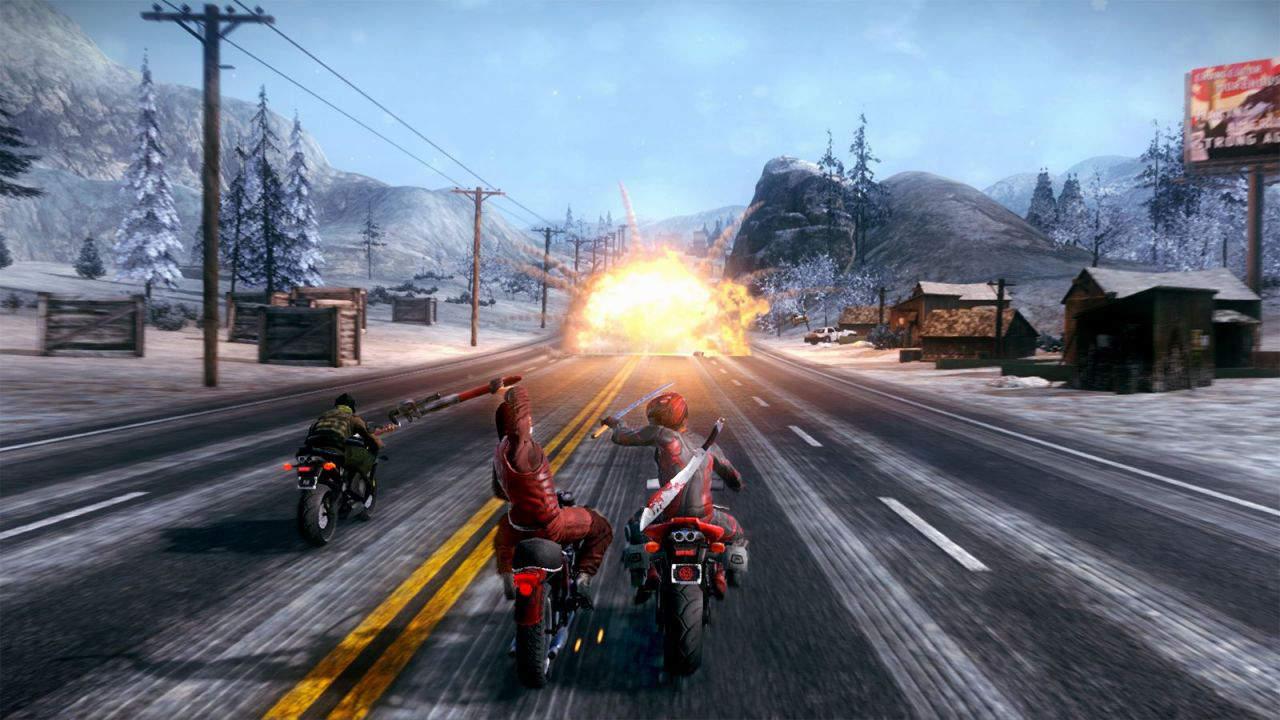 Road Rage - Team 6 - Maximum Games - Blacknut Cloud Gaming