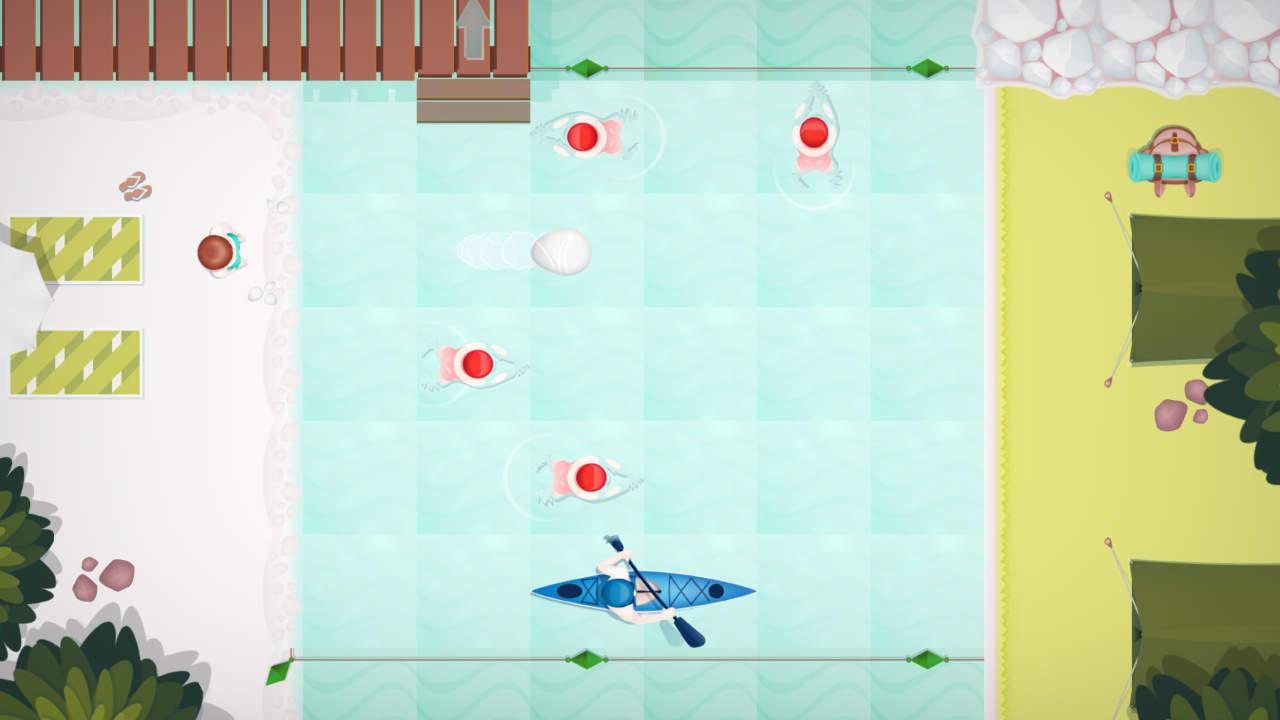 Swim Out - Lozange Lab - Lozange Lab - Blacknut Cloud Gaming