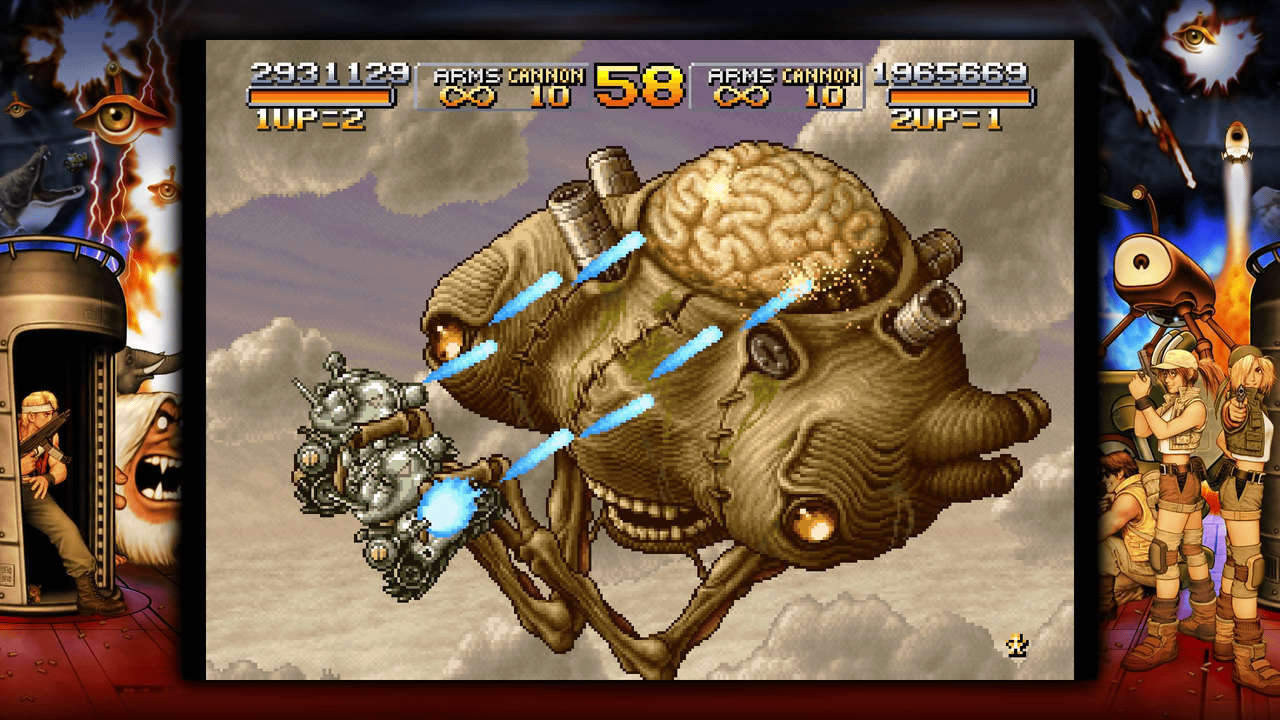 Metal Slug 3 - SNK CORPORATION - SNK CORPORATION - Blacknut Cloud Gaming