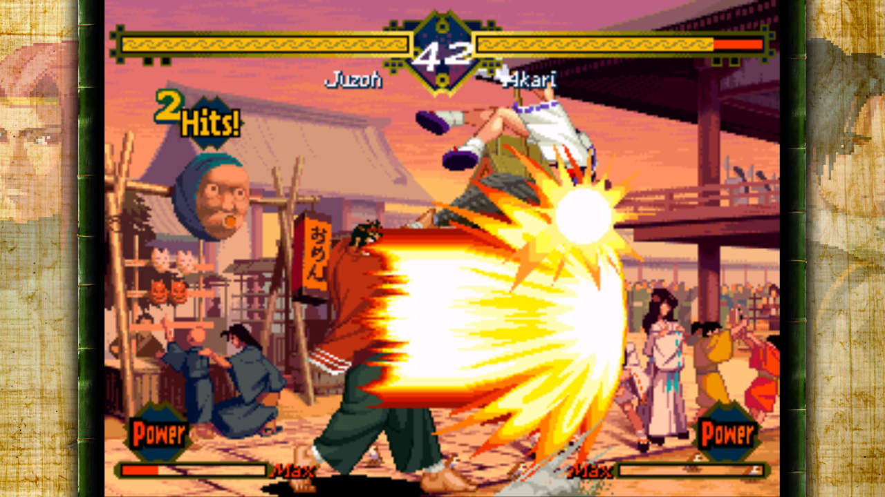 The Last Blade - SNK CORPORATION - SNK CORPORATION - Blacknut Cloud Gaming