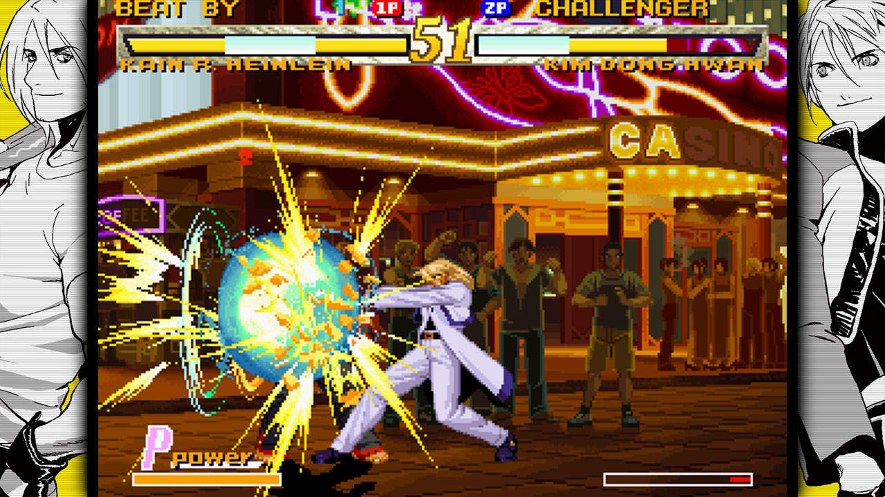 Garou: Mark of the Wolves - SNK CORPORATION - SNK CORPORATION - Blacknut Cloud Gaming