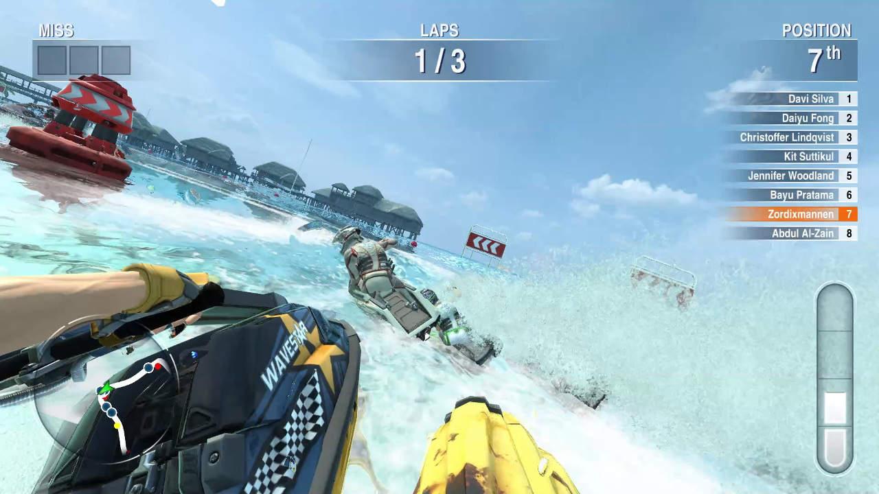 Aqua Moto Racing Utopia - Zordix AB - Zordix AB - Blacknut Cloud Gaming