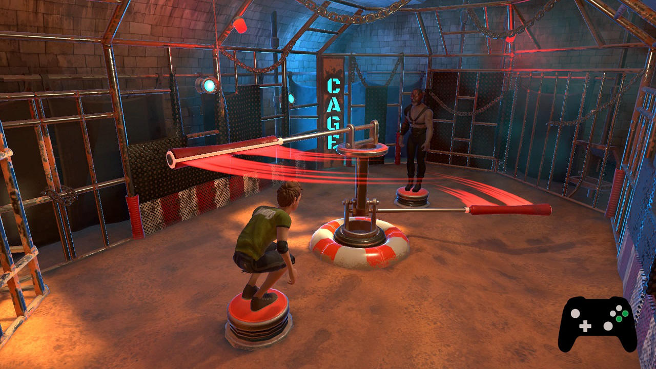 Fort Boyard - Appeal - Microïds - Blacknut Cloud Gaming