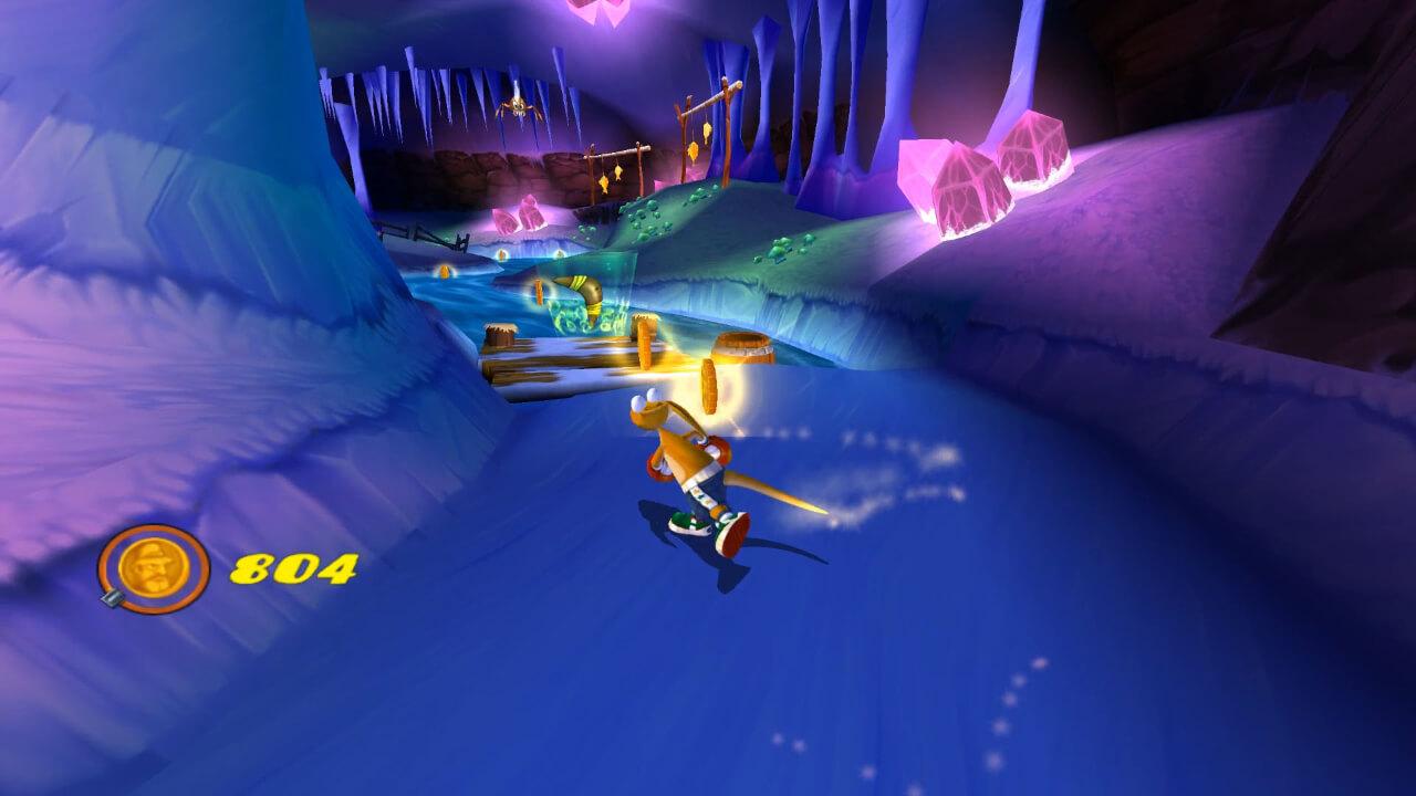Kao the Kangaroo: Round 2 - Tate Multimedia - Tate Multimedia - Blacknut Cloud Gaming