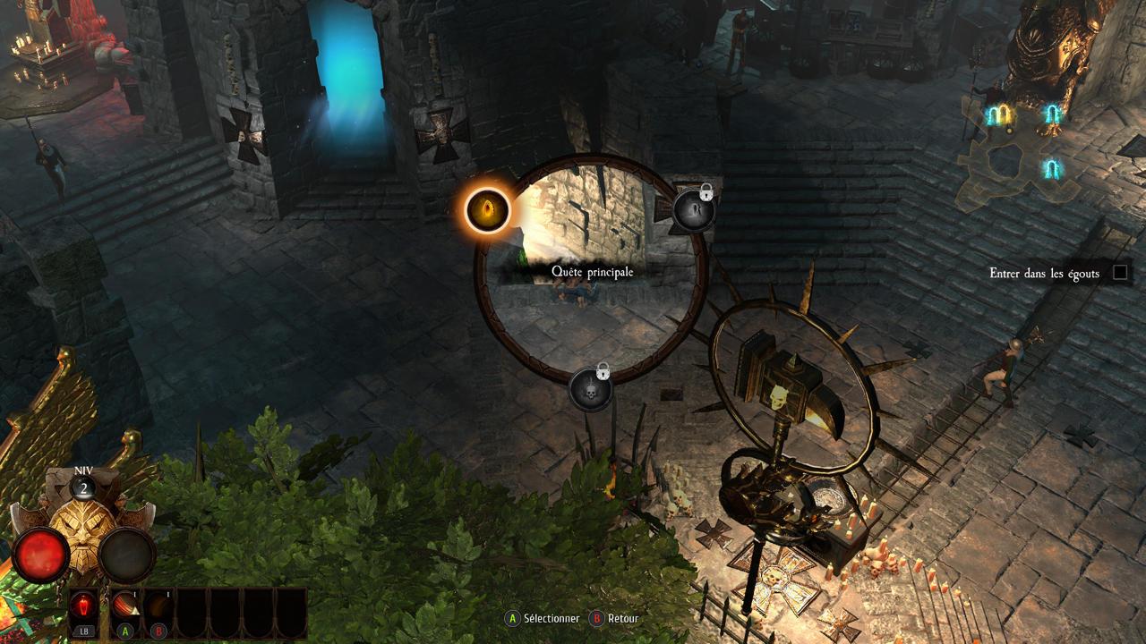 Warhammer : Chaosbane - Eko Software - Nacon - Blacknut Cloud Gaming