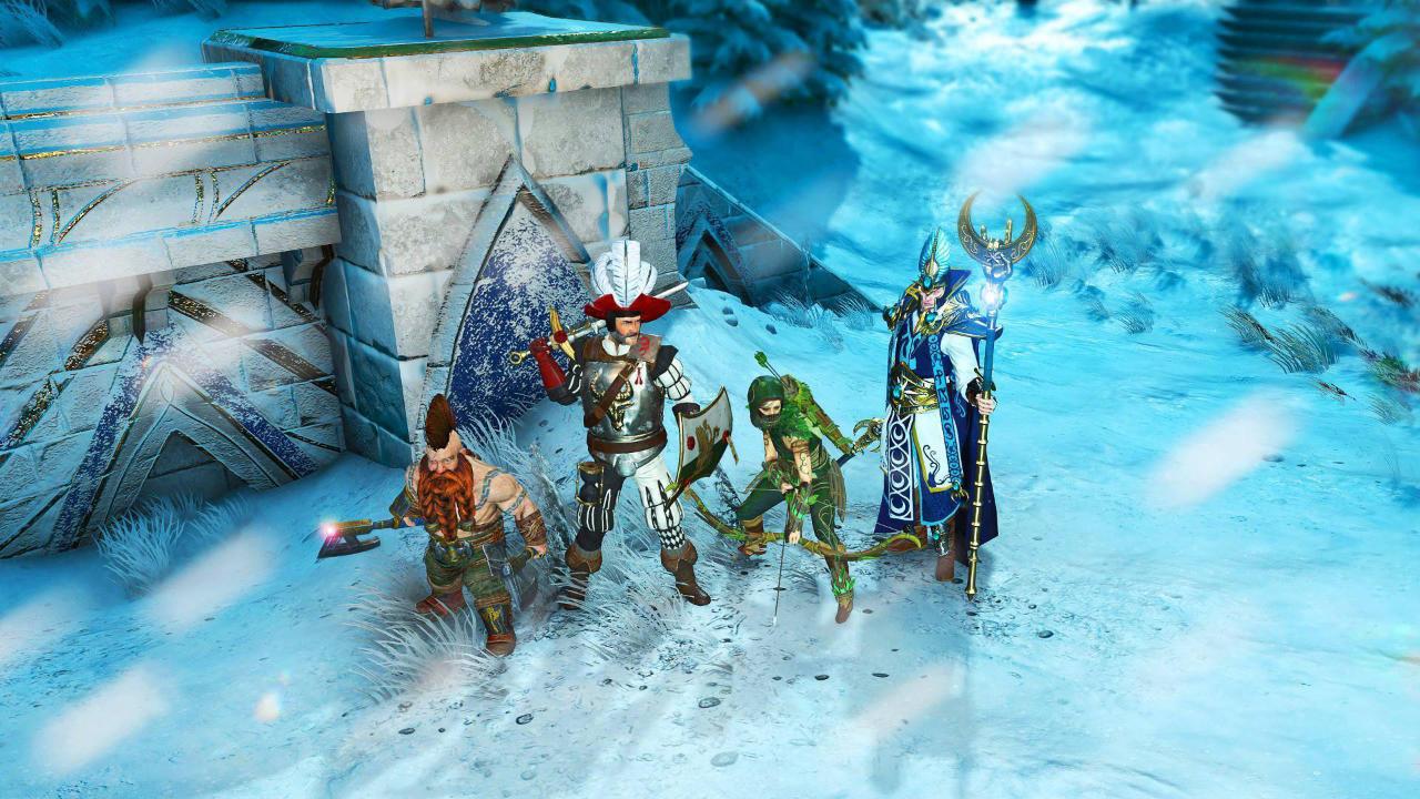 Warhammer: Chaosbane - Eko Software - Nacon - Blacknut Cloud Gaming