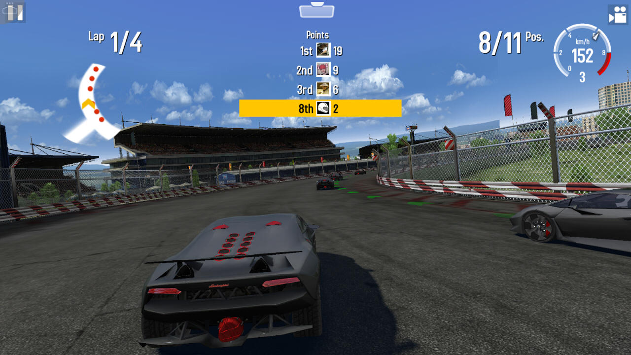 GT Racing 2 - Gameloft - Gameloft - Blacknut Cloud Gaming
