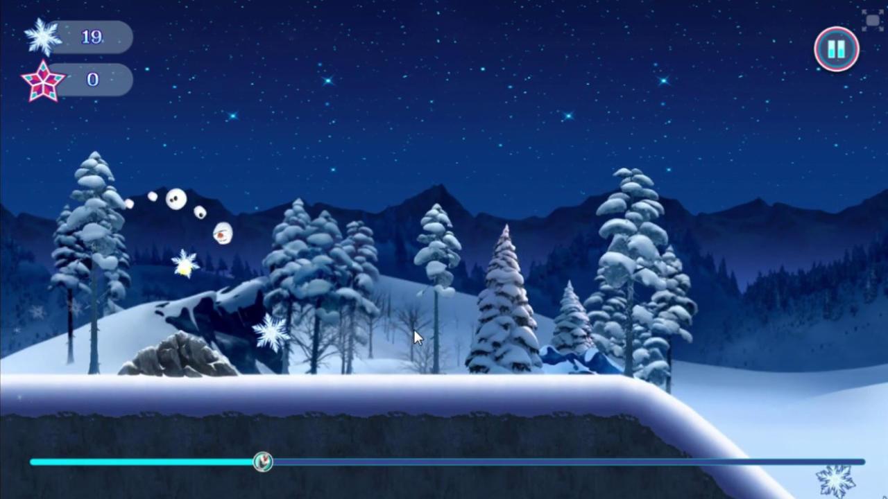 Disney Frozen Rush - Disney - Disney - Blacknut Cloud Gaming