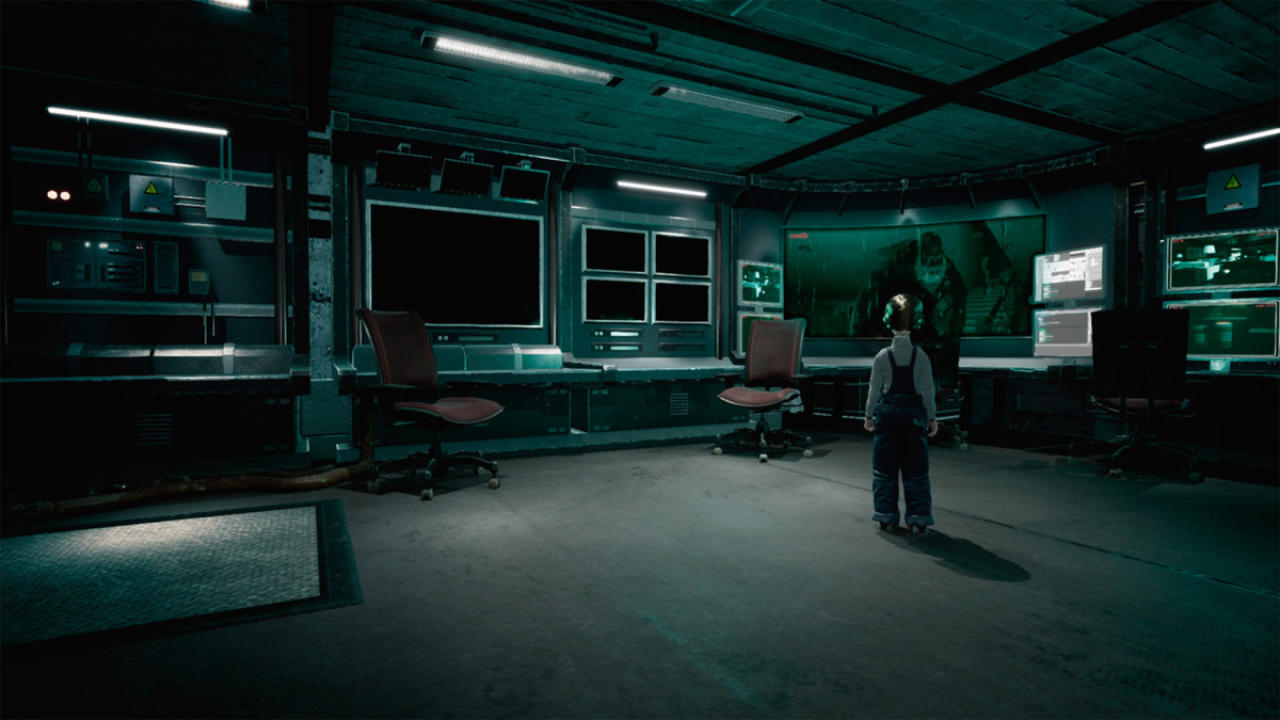 Intruders: Hide and Seek - Tessera Studios - Daedalic Entertainment - Blacknut Cloud Gaming