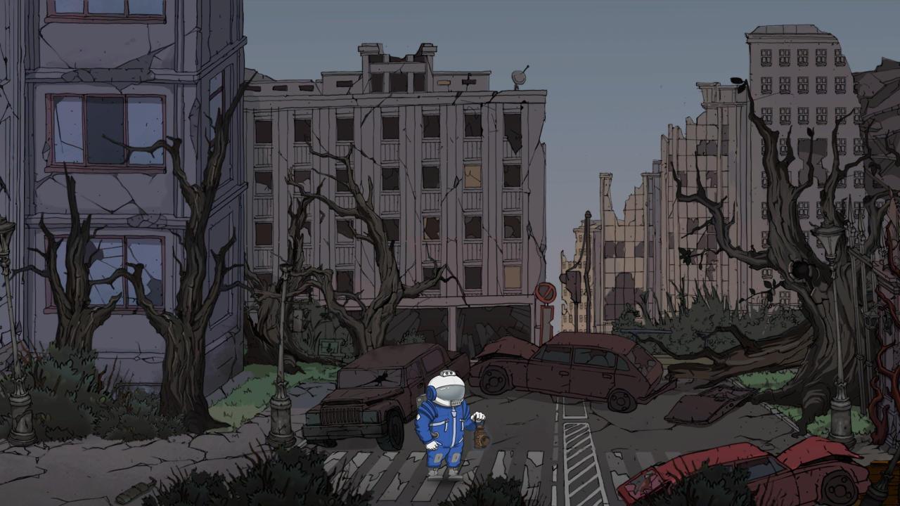 The Great Perhaps - Caligari Games - Daedalic Entertainment - Blacknut Cloud Gaming