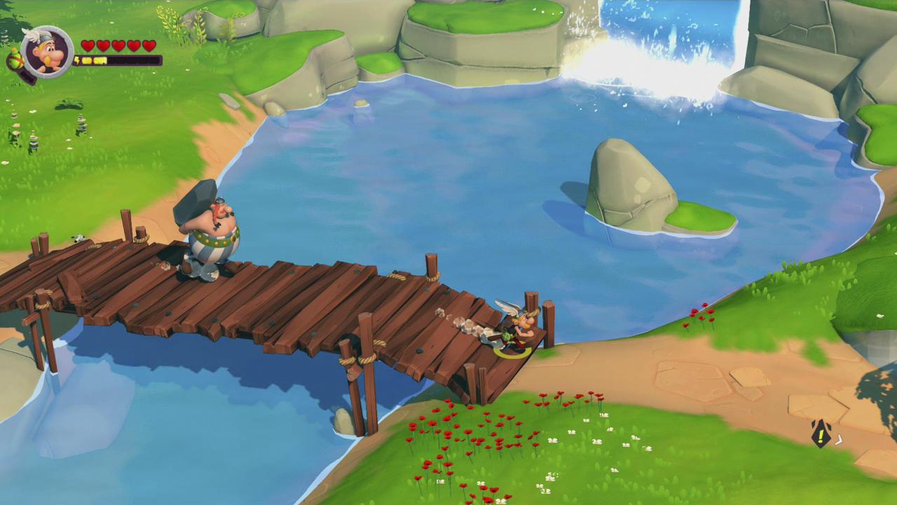 Astérix & Obélix XXL 3 - Le Menhir de Cristal - OSome Studio - Microïds - Blacknut Cloud Gaming