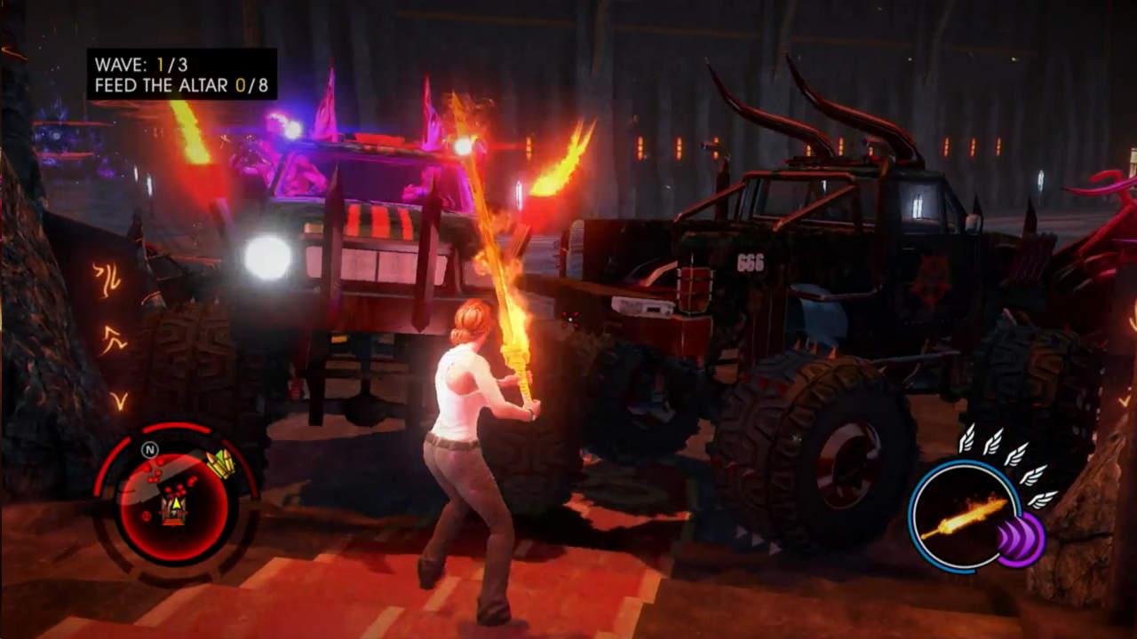 Saints Row: Gat out of Hell - Deep Silver - Deep Silver - Blacknut Cloud Gaming