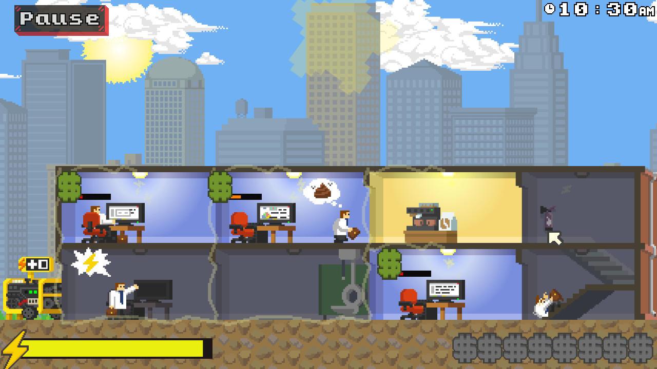 POWERCUT, Inc. - Zoka Bros. - Zoka Bros. - Blacknut Cloud Gaming