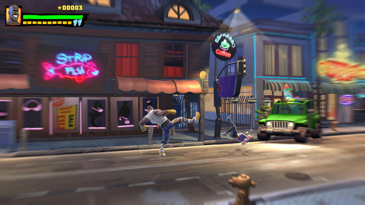 Shaq-Fu: A Legend Reborn - Big Deez Productions - Mad Dog Games - Blacknut Cloud Gaming
