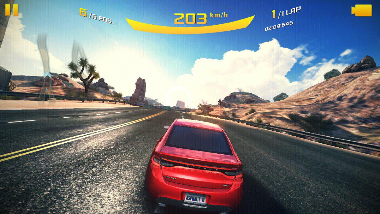 Asphalt 8: Airborne - Gameloft - Gameloft - Blacknut Cloud Gaming