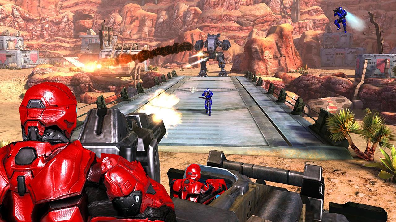 N.O.V.A. 3 - Gameloft - Gameloft - Blacknut Cloud Gaming