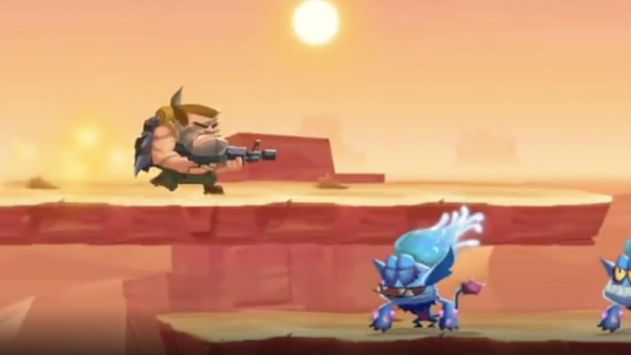 Band of Badasses - Gameloft - Gameloft - Blacknut Cloud Gaming