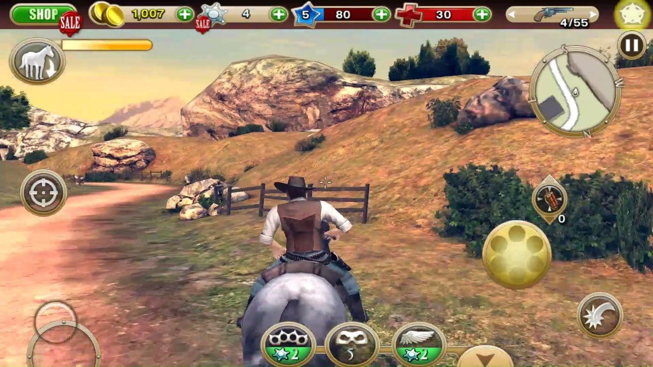 Six-Guns: Gang Showdown - Gameloft - Gameloft - Blacknut Cloud Gaming