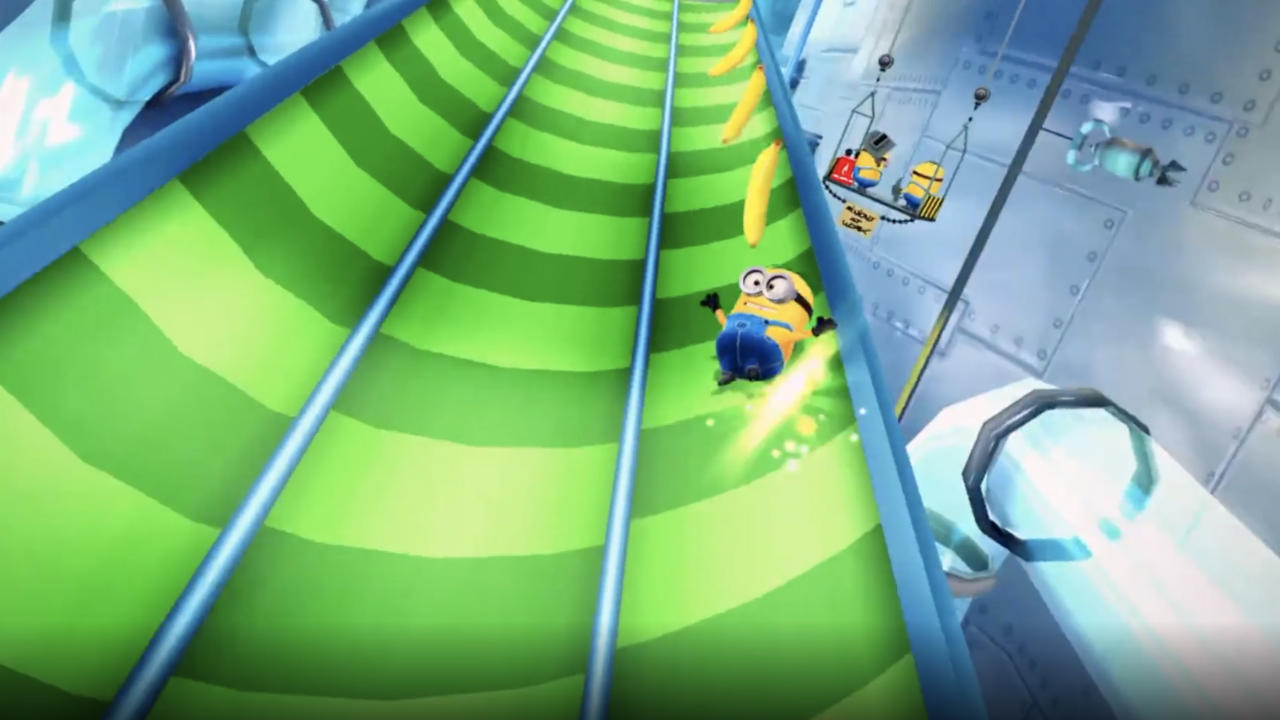 Minion Rush : Moi, Moche et Méchant - Gameloft - Gameloft - Blacknut Cloud Gaming