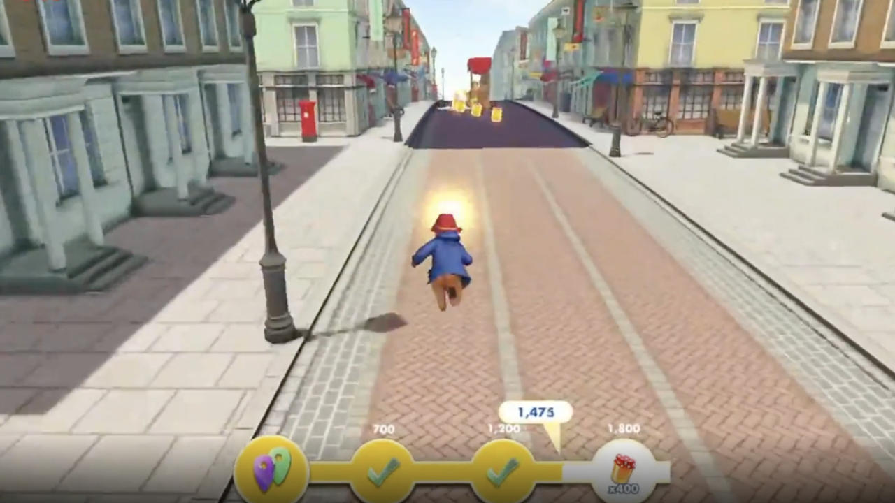 Paddington Run - Gameloft - Gameloft - Blacknut Cloud Gaming