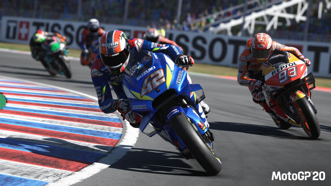 MotoGP 20 - Milestone - Milestone - Blacknut Cloud Gaming