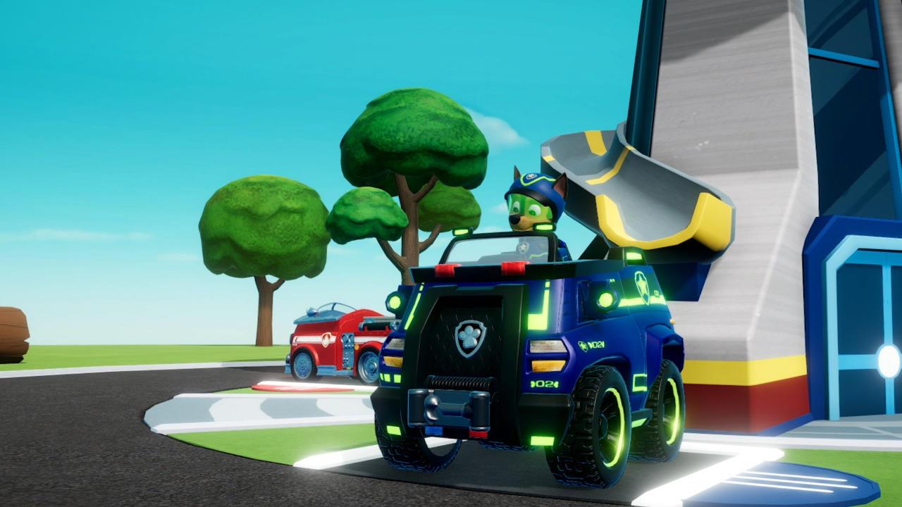 Paw Patrol: On A Roll! - Torus Games - Outright Games LTD. - Blacknut Cloud Gaming