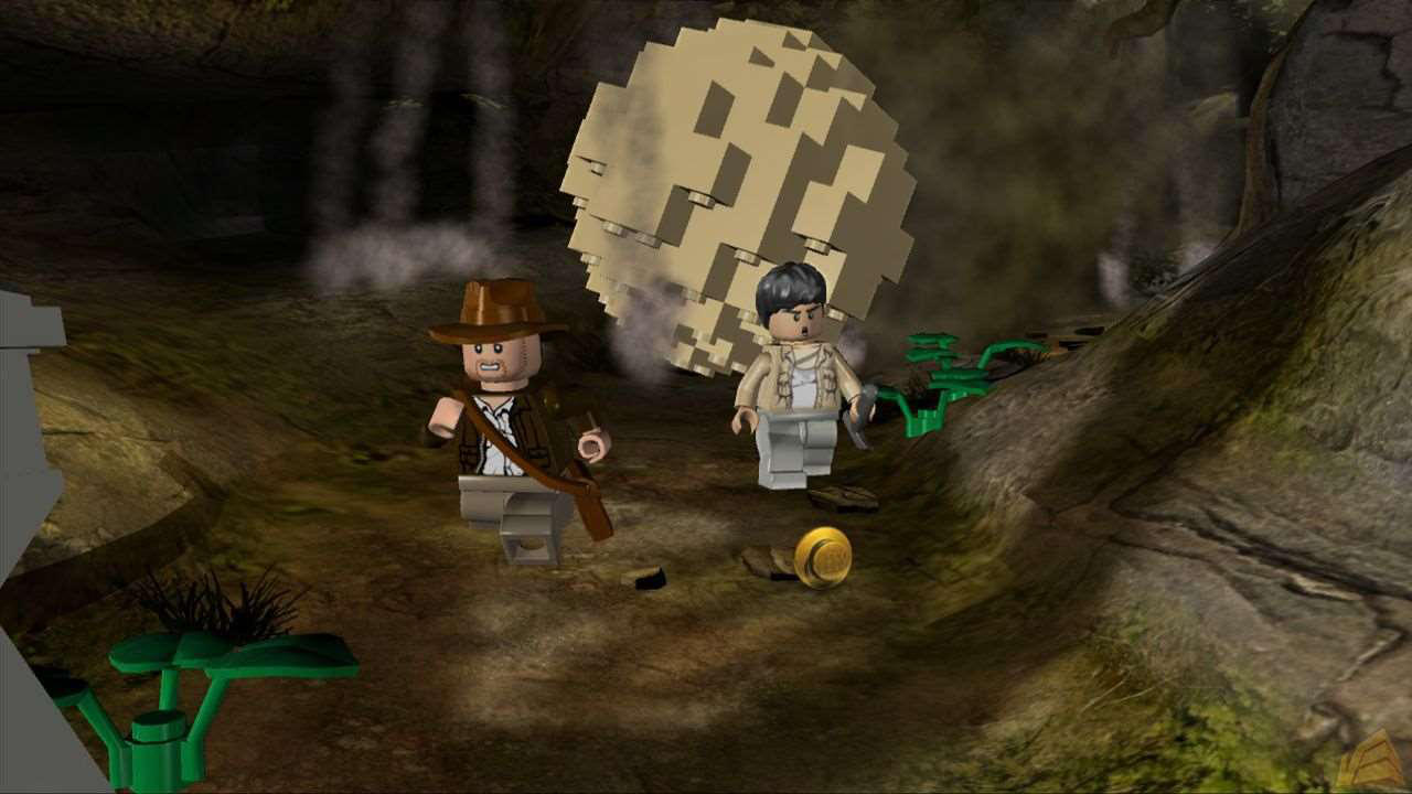 LEGO® Indiana Jones™: The Original Adventures - LucasArts - Disney - Blacknut Cloud Gaming