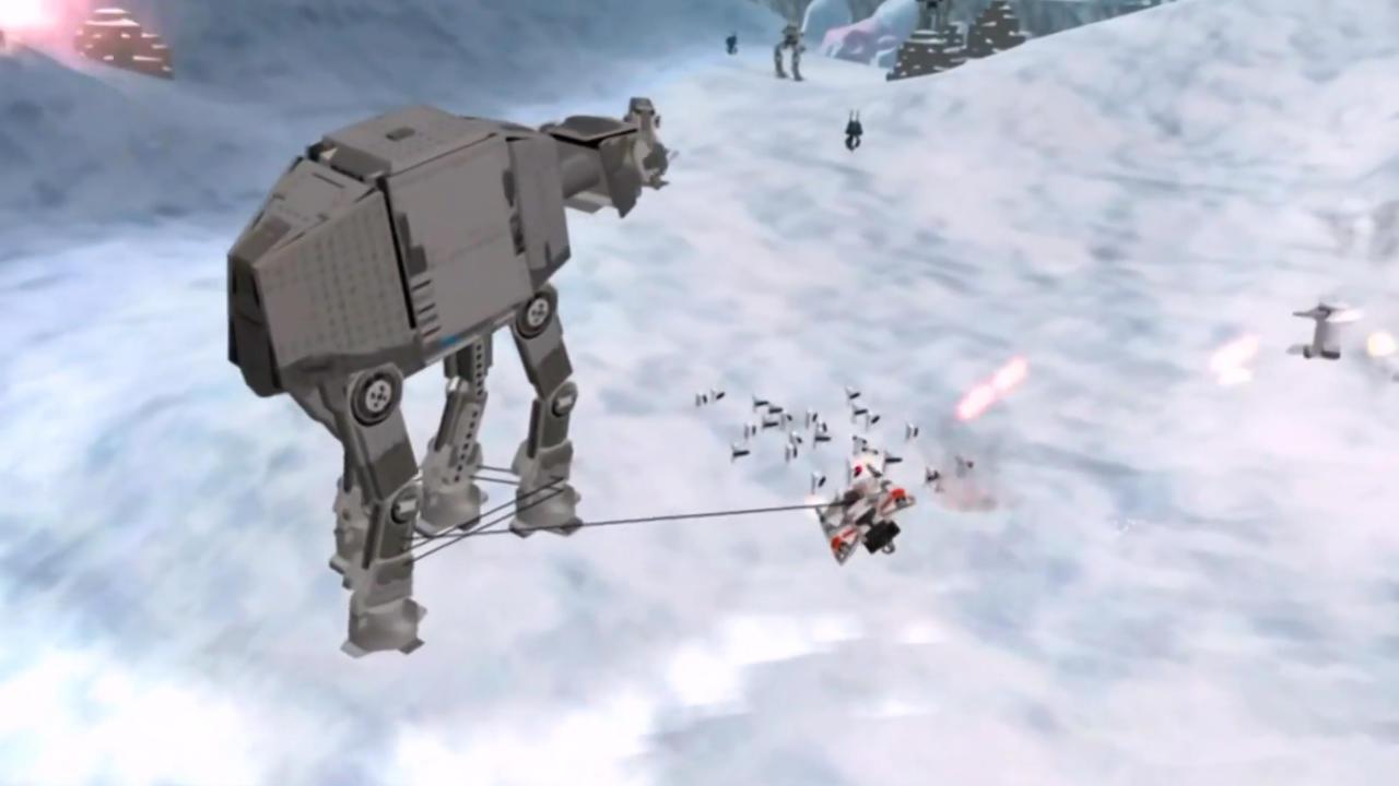 LEGO® Star Wars™ - The Complete Saga - LucasArts - Disney - Blacknut Cloud Gaming