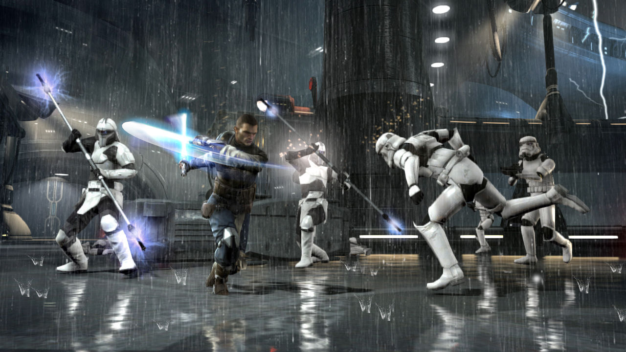 STAR WARS™: The Force Unleashed™ II - LucasArts - Disney - Blacknut Cloud Gaming